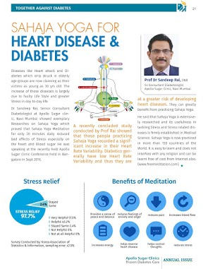 Mind-Body Therapies for Diabetes.